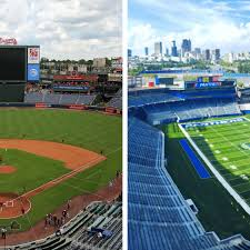 How The Braves Turner Field Became Georgia States Football