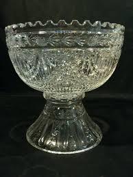 antiques cut glass antique cut glass punch bowl antique cut glass tumblers