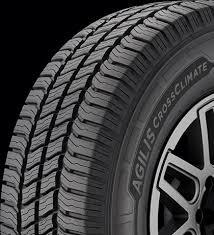 <b>Michelin Agilis CrossClimate</b> | LT225/75R16