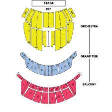 The Carpenter Center Richmond Va Seating Chart Altria Theater Events And Concerts In Richmond Altria