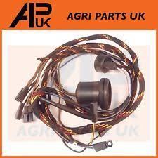 m0xcyqyl8gv9vumoamkjwqq jpg Trailer Wiring Harness massey ferguson 135 tractor wiring loom harness ad3 152 perkins with dynamo