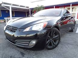 hyundai genesis coupe black.  Hyundai 2010 Hyundai Genesis Coupe 2dr 38L Man Grand Touring Available For Sale  In Orlando  With Black H