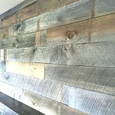 accent wall barn wood urban industrial design reclaimed barnwood ideas