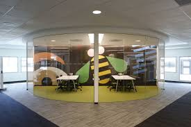 IBM Austins New Studio Putting Office Design to the Test HT Group