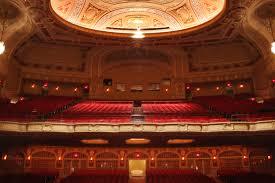 The Van Buren Venue Seating Chart Seating Charts Rialto Square Theatre