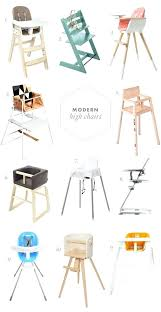 bar stool baby high chair our favorite modern high chairs bar stools with backs