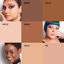 16 Skin Color Chart Tone Words Story Outline Skin Tone