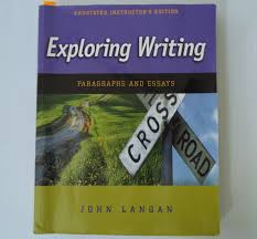 buy exploring writing paragraphs and essays nd edition by langan  buy exploring writing paragraphs and essays 2nd edition by langan john paperback in cheap price on alibaba com