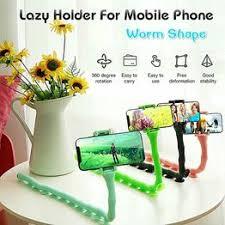 Multi Function Mobile Phone Holder Foldable Cute Worm ... - Vova