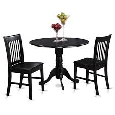 Small Kitchen Table 2 Chairs Black Small Kitchen Table And Chairs Quicuacom