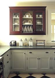 burlington glazed cabinet doors with black cup pulls kitchen traditional and hardware glass front cabinets