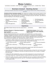 Sample Scrum Master Resume Luxury Business Analyst Resume Sample
