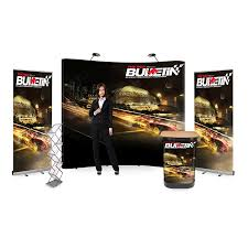 Pop Up Display Stands Uk Vision Pop Up Display stand 100 x 100 Pro Kit 100 Printvision UK Limited 75