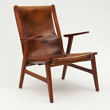 leather side chairs. Danish Saddle Leather Side Chair 1965. 🔍. Description Chairs