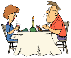 fancy dinner table clipart. fancy dinner table clipart a