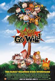 rugrats go wild poster gallery