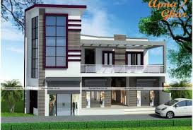 two story office building plans. Perfect Building Commercial Cum Residential 5 Bedroom Duplex 2 Floors 2214 Views  Building Plans  And Two Story Office