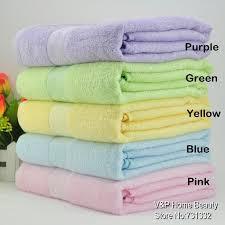 Bath Towels In Bulk Custom 3232cm 32% Bamboo Fiber Bath Towel Bulk Beach Towel Spa Salon