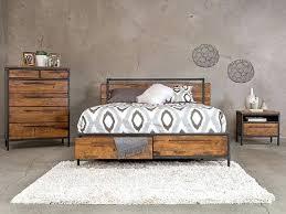 cool industrial furniture. Beautiful Industrial Impressive Rustic Industrial Bedroom Furniture Style In  Modern On Cool C