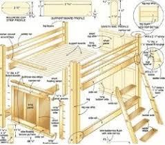 Free Loft Plans on Bunk Bed Plans Critical Info You Should Know