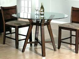 glass round kitchen table round kitchen table for 6 large size of kitchen top table round