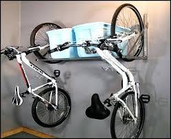 garage bike rack ideas for plans diy stand pvc pipe