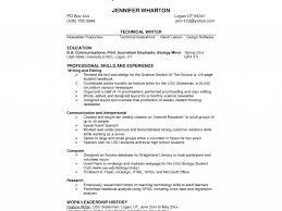 Homely Design Resume Samples Skills 10 Resume Examples For Skills