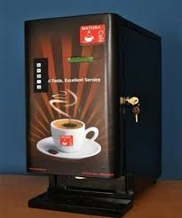 Tea Coffee Vending Machine Price Interesting Coffee Vending Machine Price In Chennai [NATURA CAFE]