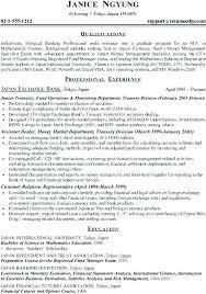 Sample Resume For Graduate School Application Resume For Admission