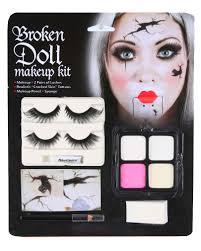 broken doll make up kit make up set for horror dolls costumes horror