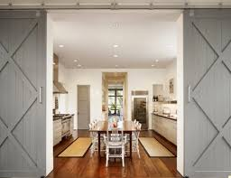 contemporary home office sliding barn. Barn Door Ideas - Freshome Contemporary Home Office Sliding