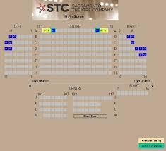 The Main Stage Stc Sacramento Theatre Company