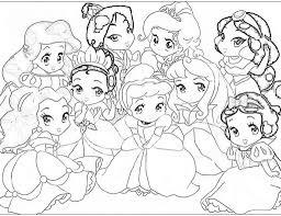 Disegni Principesse Disney Da Colorare Coloratutto Website