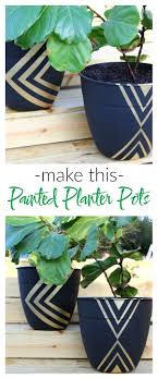 garden plant pots for sale. *inspiration idea instead of paying $50 on a planter pot, buy cheap one garden plant pots for sale
