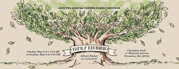 Family Reunion Flyer Templates Free Free Reunion Invitations Class Family Reunion Invitations Evite