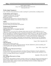 pharmacist resume for a job resume of your resume 20 - Staff Pharmacist  Resume
