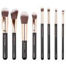 lux vegan makeup brush essentials