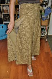 Wrap Pants Pattern Adorable How To Make Wrap Pants 48 Steps With Pictures