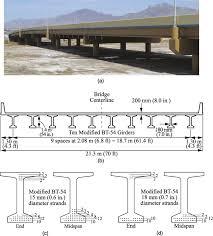 T Girder Bridge Design Example Case Studies Using Ultrahigh Performance Concrete For