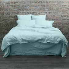 washed linen duvet cover set hm home natural main