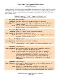 40 Professional Welder Resume Examples Vinodomia Resumes Sampl