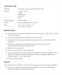 Blank Form Of Resumes Free Blank Resume Form Thessnmusic Club
