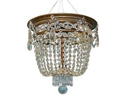 1 piece 3 ways the antique crystal brass basket chandelier