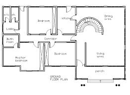 5 bedroom floor plan. Exellent Plan Offei 5 Bedroom House Plan In Ghana GH2650 And Bedroom Floor I