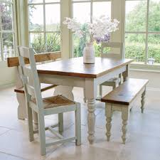 Of Painted Dining Room Tables Pretty Painted Dining Table On Dining Room Tables Painted Dining
