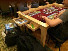 Wooden Game Table Plans Ultimate Guide to Great DIY Gaming Tables Gaming Game tables 94