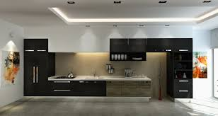 Lovable Modern White Wood Kitchen Cabinets Kitchen Modern White Wood