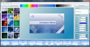 Business Card Maker Designer Print Your Own Business Cards Juicybc