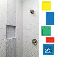 shower niche wall niche