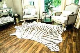 zebra print rug zebra print rug beautiful zebra print area rugs rug animal leopard cowhide likable